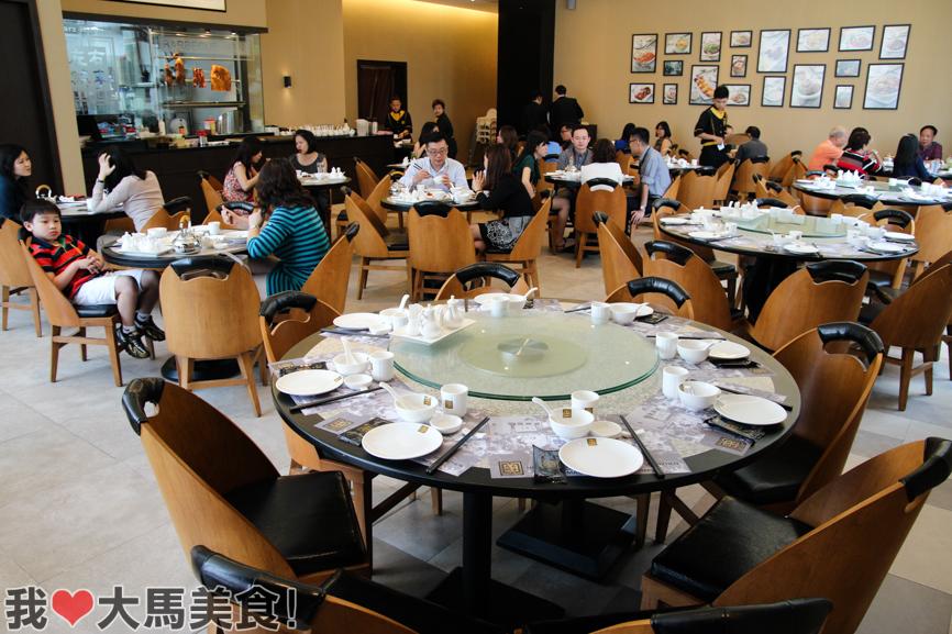 starz kitchen, dining loft, pavilion, kl, 左麟右李, 虾籽云吞面