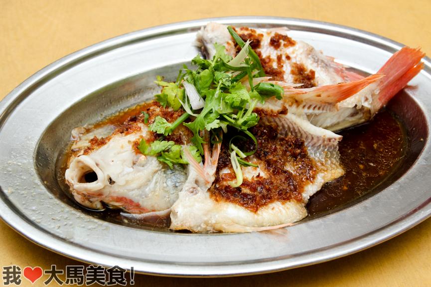 家乡葱油蒸, 新新记, 肉骨茶, xin xin kee, bak kut teh, kepong, desa aman puri