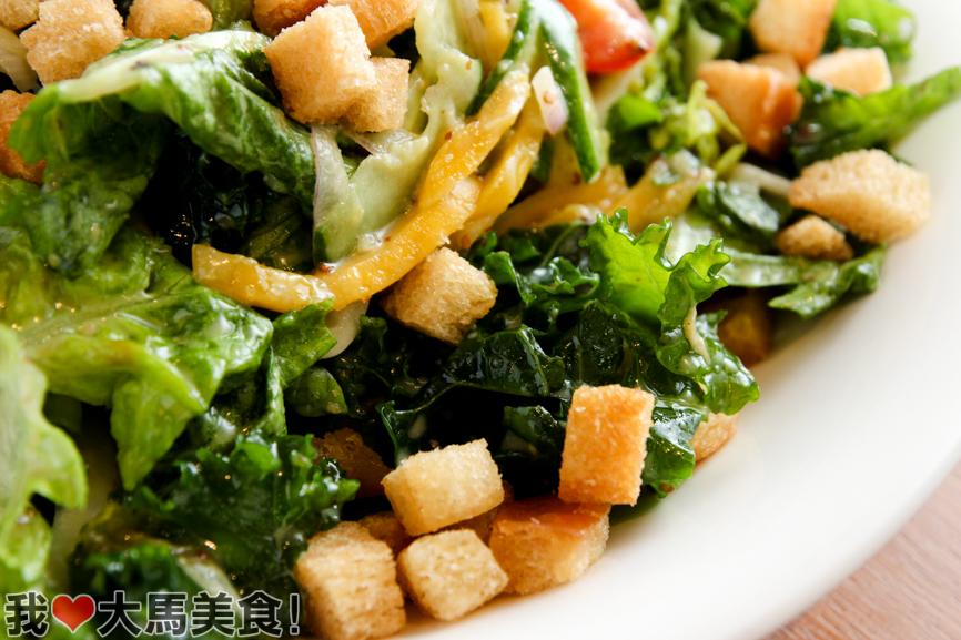 kale salad, 海鲜, 澳洲, just seafood, sunway giza, kota damansara