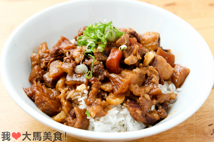 牛腩饭, 猪多宝, 猪脚饭, 卤猪脚, kepong, kip, champ kitchen, pork leg rice, kl