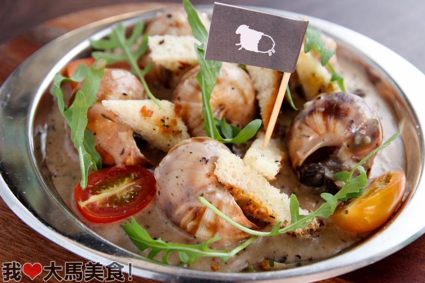 escargot, 3 bags full, kota damansara, western food, cafe, 咖啡厅