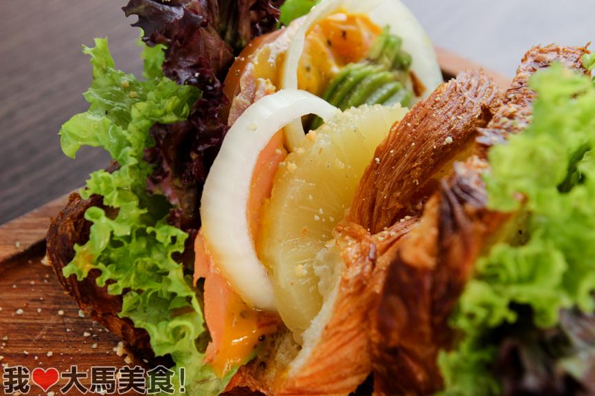 french toast kebab, 3 bags full, kota damansara, western food, cafe, 咖啡厅
