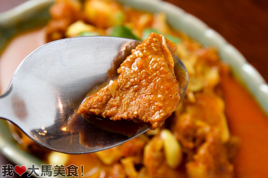 清迈咖喱猪肉, 正宗, 泰国, 餐厅, 泰餐, rak somtam, kota damansara, sunway nexis, thai food, restaurant, pj