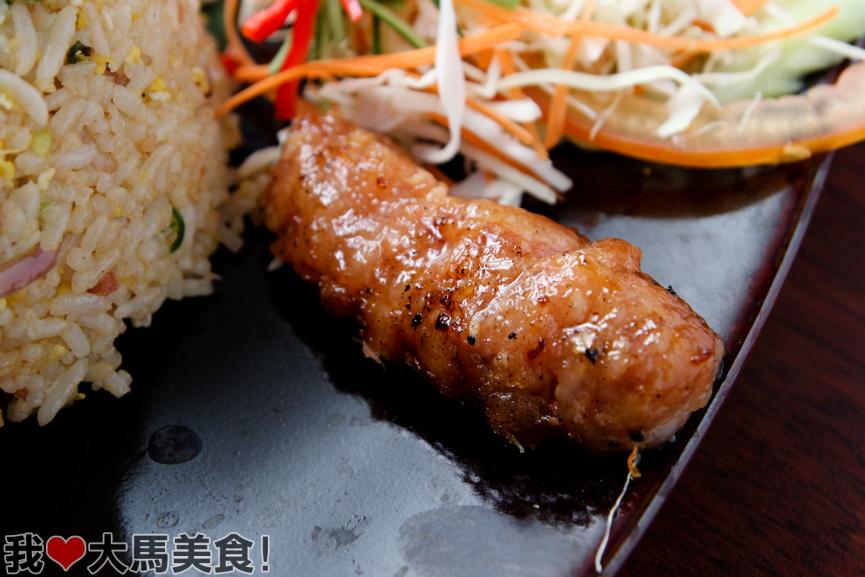 香肠炒饭, 正宗, 泰国, 餐厅, 泰餐, rak somtam, kota damansara, sunway nexis, thai food, restaurant, pj