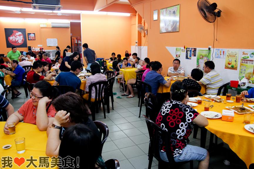 螃蟹哥哥, 肉蟹, 法国面包蟹, 海鲜, 餐厅, crab b, puchong, jalan kenari, seafood, restaurant
