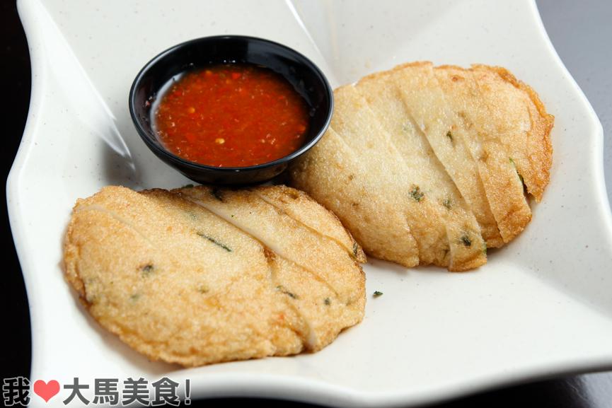 炸鱼饼, 板面, 妈妈手工面馆, mdm k noodles house, taman gembira, kl, happy garden, pan mee, restaurant, seri gembira avenue