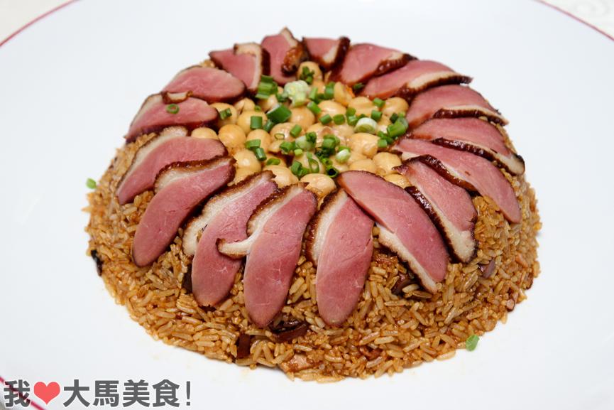 烟鸭扣饭, 四川豆花, 年菜, si chuan dou hua, chinese restaurant, parkroyal hotel, cny, 2016