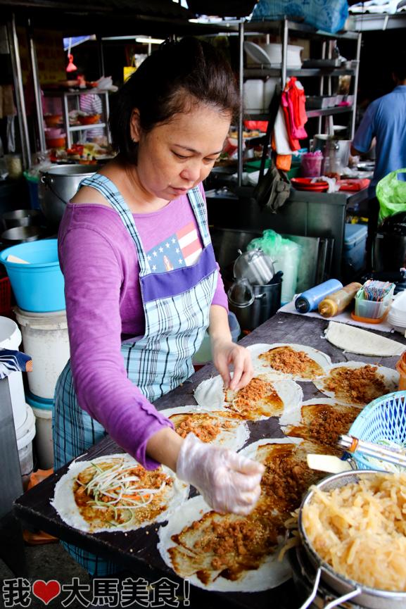 Sister's薄饼, Imbi巴刹, 吉隆坡, 美食, imbi market, imbi pasar, street food, kl, pasar baru bukit bintang