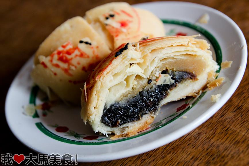 梅菜月饼, 文良港潮州餐室饼家, 潮州月饼, jalan pahang, setapak, kl