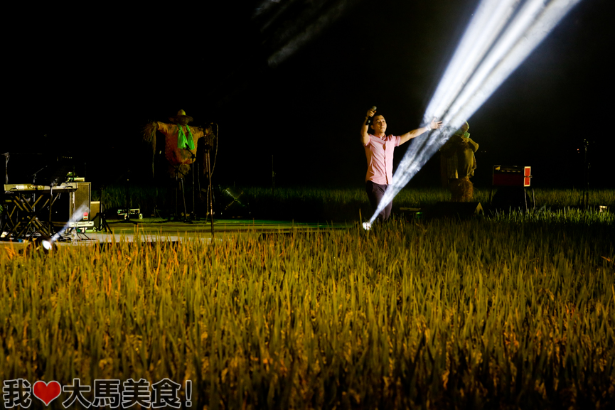 曾国辉, 美丽生活节, 适耕庄, sekinchan, beautiful life festival, selangor