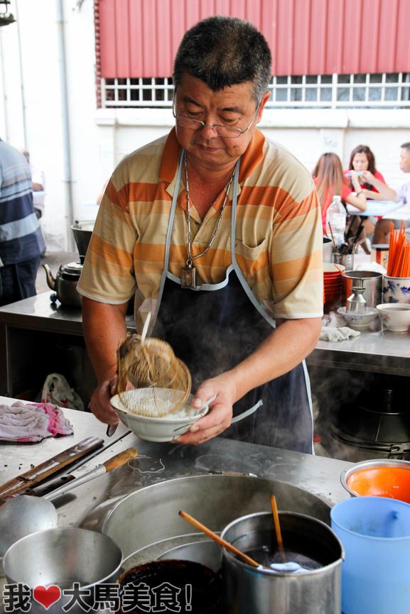 同善路, 鱼丸, 鱼蛋粉, tengkat tong shin, fish ball noodles, bukit bintang, kl