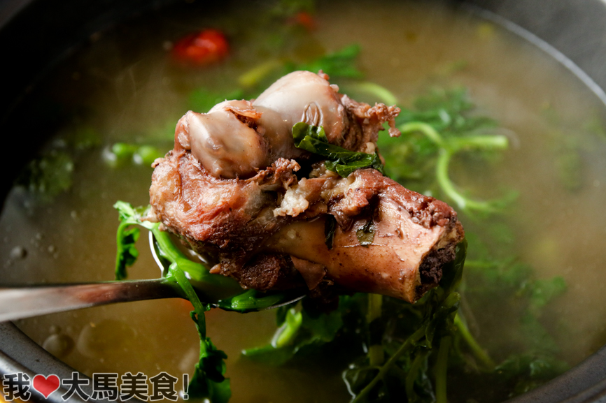 西洋骨, 火锅, 蒲种, 美食, watercress bone, steamboat, bandar puteri, puchong, the cube