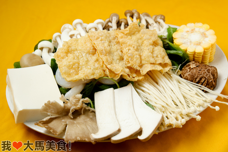菇菌套餐, 西洋骨, 火锅, 蒲种, 美食, watercress bone, steamboat, bandar puteri, puchong, the cube