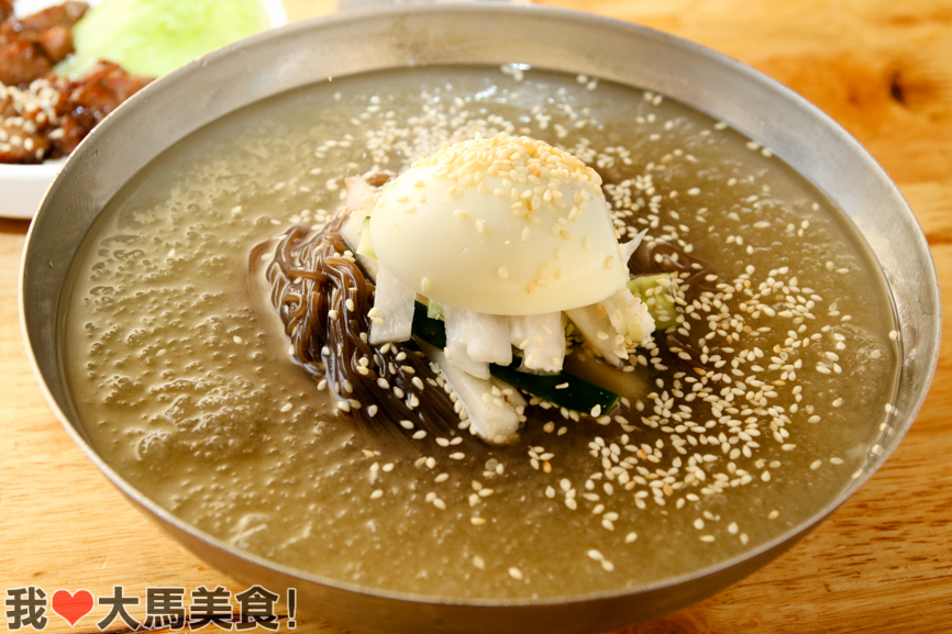 荞麦面, 韩国烤肉, korean bbq, Bbq Ma Eul Cup Bab, uptown, pj