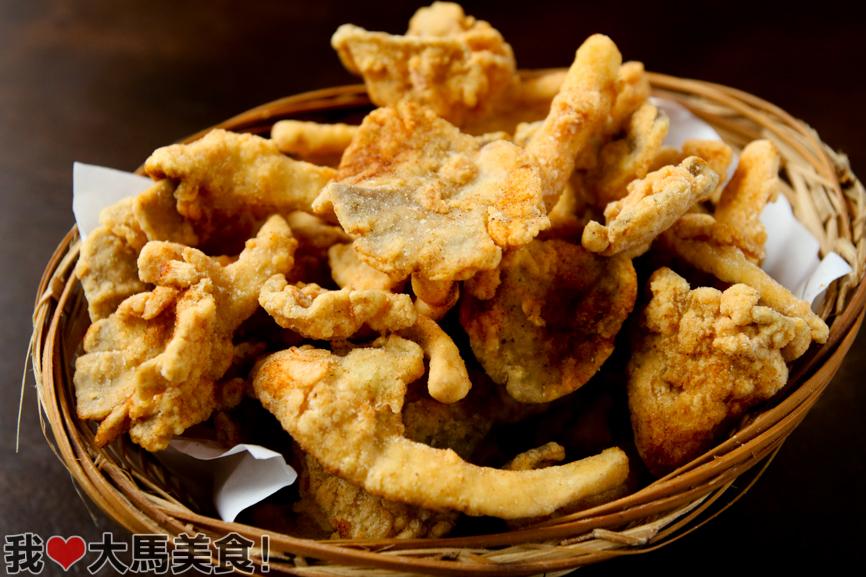 jamur goreng, 印尼美食, 蕉赖, dapur jawa klasik, mahkota cheras, kl