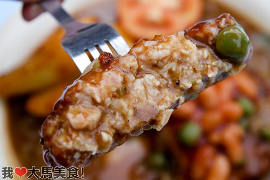 海南猪扒, 新记(中西)餐室, 小印度, sin kee, brickfields, kl