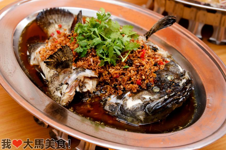龙虎斑, 肥肥蟹, fei fei crab, damansara jaya, pj