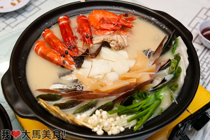 名厨, 奇怪煲, ming chu, seafood restaurant, sri petaling, kl