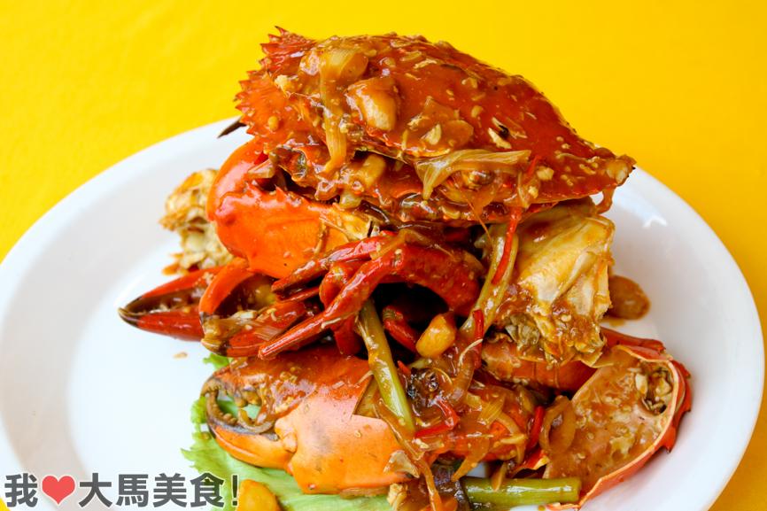 港式辣椒蟹, 蟹的传人, 海鲜, 螃蟹, crab generation, taman len sen, cheras
