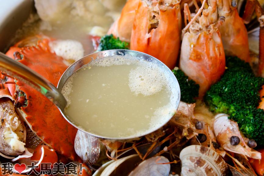 啤酒海鲜锅, 蟹的传人, 海鲜, 螃蟹, crab generation, taman len sen, cheras
