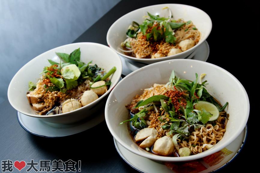 banngkok, street food, platinum walk, setapak, kl, 泰国小吃, 文良港